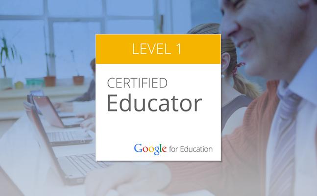 google educator 1